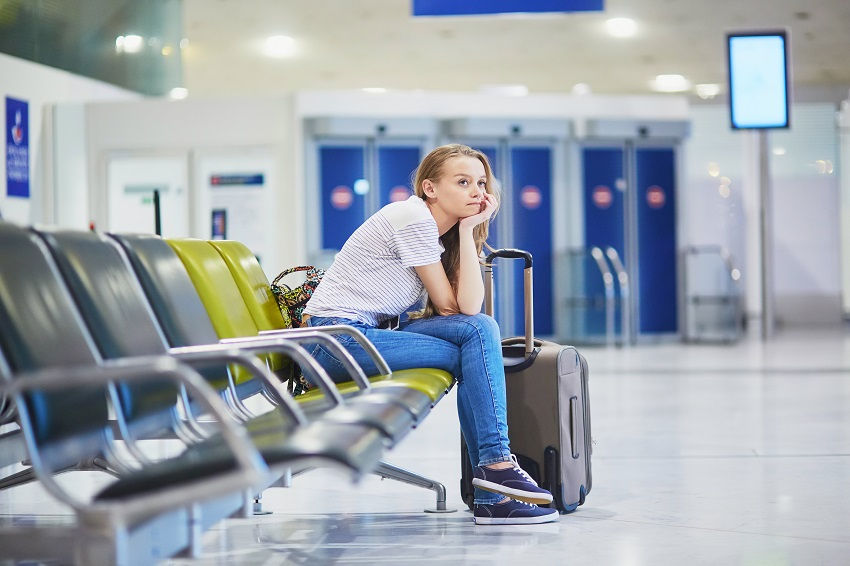 Consejero Legal reclamación retraso vuelo avión