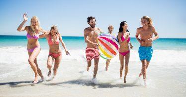Consejero Legal convivencia día de playa normas de comportamiento